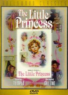 The Little Princess - DVD movie cover (xs thumbnail)