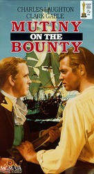 Mutiny on the Bounty - VHS movie cover (xs thumbnail)