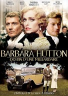 Poor Little Rich Girl: The Barbara Hutton Story - French DVD movie cover (xs thumbnail)