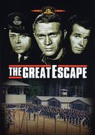 The Great Escape - DVD cover (xs thumbnail)