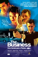 The Business - Brazilian Movie Poster (xs thumbnail)