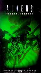 Aliens - VHS cover (xs thumbnail)