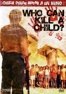 ¿Quièn puede matar a un niño? - DVD cover (xs thumbnail)