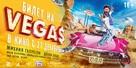 Bilet na Vegas - Russian Movie Poster (xs thumbnail)
