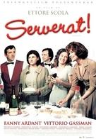 La cena - Swedish Movie Poster (xs thumbnail)