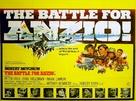 Anzio - British Movie Poster (xs thumbnail)