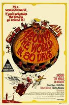 Around the World in Eighty Days - Australian Movie Poster (xs thumbnail)