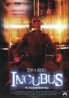 Incubus - Spanish Movie Poster (xs thumbnail)
