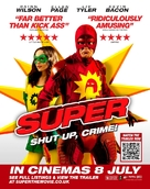 Super - British Movie Poster (xs thumbnail)