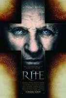 The Rite - Movie Poster (xs thumbnail)
