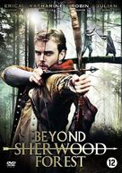 Beyond Sherwood Forest - Dutch DVD cover (xs thumbnail)