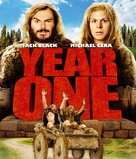 The Year One - Blu-Ray movie cover (xs thumbnail)
