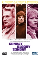 Sunday Bloody Sunday - German Movie Cover (xs thumbnail)