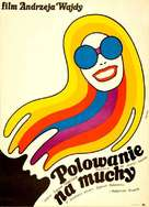 Polowanie na muchy - Polish Movie Poster (xs thumbnail)