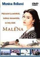 Malèna - Polish DVD cover (xs thumbnail)