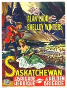 Saskatchewan - Belgian Movie Poster (xs thumbnail)