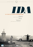 Ida - Norwegian DVD cover (xs thumbnail)
