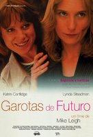 Career Girls - Brazilian Movie Poster (xs thumbnail)