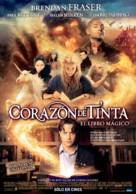 Inkheart - Uruguayan Movie Poster (xs thumbnail)