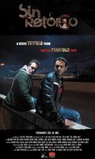 Sin retorno - Mexican Movie Poster (xs thumbnail)