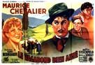 Le vagabond bien-aimé - French Movie Poster (xs thumbnail)