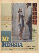 Mi mesera - Mexican Movie Poster (xs thumbnail)