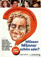 40 gradi all'ombra del lenzuolo - German Movie Poster (xs thumbnail)