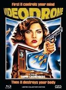 Videodrome - Austrian Blu-Ray movie cover (xs thumbnail)