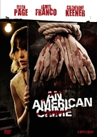 An American Crime - German DVD cover (xs thumbnail)