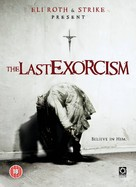 The Last Exorcism - British Movie Cover (xs thumbnail)