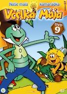 """Mitsubachi Maya no boken"" - Czech DVD movie cover (xs thumbnail)"