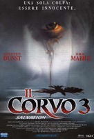 The Crow: Salvation - Italian Movie Poster (xs thumbnail)