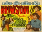 Brimstone - Movie Poster (xs thumbnail)