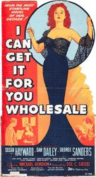 I Can Get It for You Wholesale - Movie Poster (xs thumbnail)