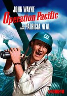 Operation Pacific - Japanese DVD cover (xs thumbnail)