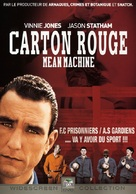 Mean Machine - French DVD movie cover (xs thumbnail)