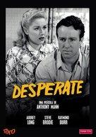 Desperate - Spanish DVD cover (xs thumbnail)