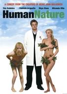 Human Nature - DVD cover (xs thumbnail)