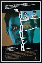 The Hidden - Movie Poster (xs thumbnail)