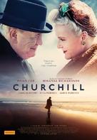 Churchill - Australian Movie Poster (xs thumbnail)