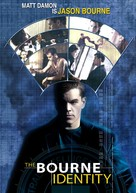 The Bourne Identity - DVD cover (xs thumbnail)