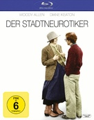 Annie Hall - German Blu-Ray movie cover (xs thumbnail)
