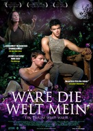 Were the World Mine - German Movie Poster (xs thumbnail)