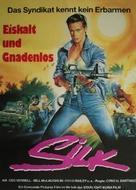 Silk - German Movie Poster (xs thumbnail)