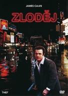 Thief - Czech DVD movie cover (xs thumbnail)