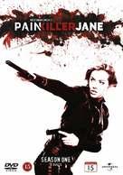 """""""Painkiller Jane"""" - Norwegian DVD movie cover (xs thumbnail)"""