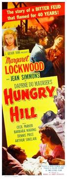 Hungry Hill - Movie Poster (xs thumbnail)