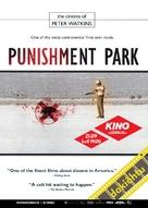 Punishment Park - Estonian Movie Poster (xs thumbnail)
