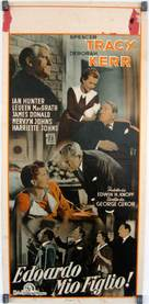 Edward, My Son - Italian Movie Poster (xs thumbnail)