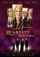 Quartet - German Movie Poster (xs thumbnail)